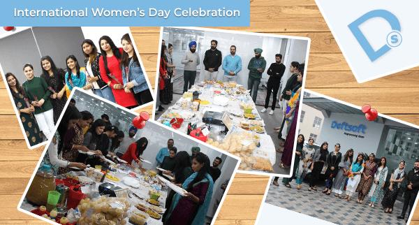 International Women's Day Celebration - Deftsoft